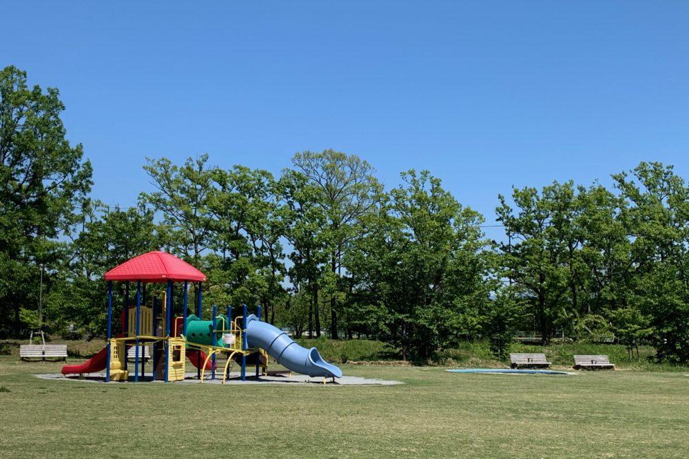 櫛形総合公園 遊具