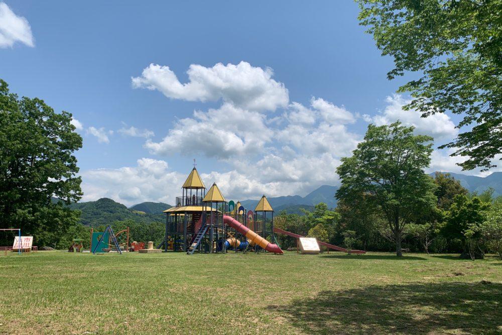 市川三郷町ふれあいの森公園