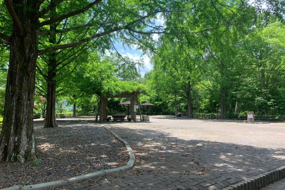 ふれあいの森公園バーベキュー場